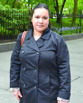 """Va a ser muy difícil para nosotros,"" dice madre Evelyn Gómez."