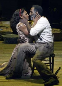 The UP Theater Company will host a fundraiser featuring performances by Porgy and Bess cast members Roosevelt Andre Credit and Heather Hill.