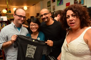 Word Up Bookstore, the local community bookstore in Washington Heights, is celebrating its first year anniversary this week with an expanded line-up of presentations