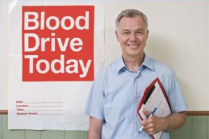 A blood drive will be held at the 34th Precinct this month.