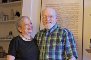 """Elliott and Phyliss Levioff have put together the Seniors Orchestral Society of New York, an organization for accomplished senior citizens """"to study, learn and rehearse the classical music repertoire."""""""