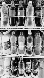 The Mayor's proposal to ban the sale of large sugary drinks was passed by the City's Department of Health this week. Photo: Robin E. Kilmer