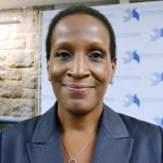"""Deputy Borough President Rose Pierre-Louis, a self-proclaimed former """"professional junk food eater,"""" said that fruits and vegetables have made her healthier."""
