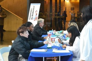 Mount Sinai marked World Diabetes Day with a community health fair that focused on nutrition and wellness.