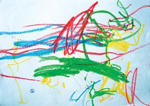 Expresando sus pensamientos y los pensamientos de su niño, dibujando o escribiendo puede ayudar.