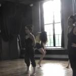 """""""[Esto] es uno de los bailes más enérgicos y rápidos"""", dice Cortés."""