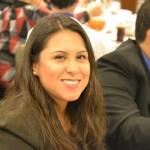 """""""Es una gran oportunidad"""", dijo la estudiante de CUNY, Carolina Martínez. Foto: R. Kilmer"""