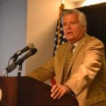 El líder de la mayoría, y senador, Dean Skelos, fue uno de los organizadores. Foto: R. Kilmer