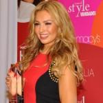 La artista Thalía fue presentada con el Macy's y Vanidades 2013 Premio Ícono de Estilo. Foto: QPHOTONYC