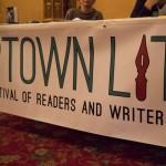 El primer festival literario del norte del condado se llevó a cabo esta semana. Foto: M. Cummings