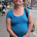 """""""Mi vecina fue atacada el año pasado"""", expresó residente Adelaida Marrero."""