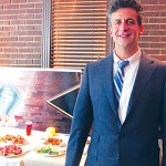 """""""I'm looking forward to exploring all the culinary flavors,"""" said Michael Max Knobbe, the Executive Director of BronxNet Community Television."""