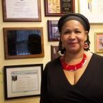 """""""Estamos muy orgullosos del trabajo que hemos hecho"""", dijo Rosita Romero, Directora Ejecutiva del Centro de Desarrollo de la Mujer Dominicana. Foto: S. Mazzocchi"""