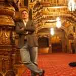 """""""It will be an event,"""" says UPCA's Executive Director Mike Fitelson of the return of film to the United Palace with Dracula. Photo: S. Mazzocchi"""