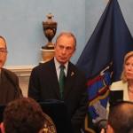 La fundación del Centro fue anunciada este julio por el alcalde Michael Bloomberg. Foto: Departamento de Investigación