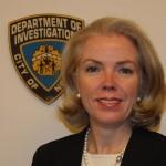 """""""No ha existido un recurso como este para los practicantes de la anticorrupción"""", dijo Rose Gill Hearn, la Comisionada del DOI. Foto: Departamento de Investigación"""