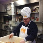 """""""It's in a chef's nature to be hospitable,"""" said chef David Burke."""