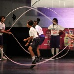 The 22nd Annual David A. Walker Double Dutch Holiday Classic is coming to the Apollo Theater. Photo: Richard Griffiths