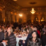 The luncheon at The Plaza served to raise awareness on women's health issues.
