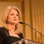 """""""Learn to master technology, not be at the mercy of it,"""" said media maven Arianna Huffington, the keynote speaker at the Mount Sinai's Women's Health Day of Learning and Luncheon."""