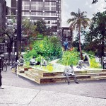 OSS #01 will be placed at Juan Duarte Plaza.