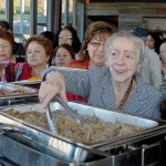 Seniors enjoyed an annual luncheon feast hosted by EmblemHealth at La Marina. Photo: QPHOTONYC