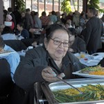 This is the Second Annual Seniors' Luncheon celebrated by EmblemHealth. Photo: QPHOTONYC