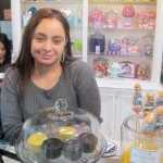 """""""We wanted to give back to the community,"""" said Nalanie Milano, co-owner of candy store Coco Le Vue."""