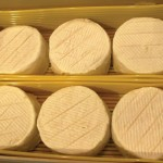 Cremont Goat and Cow Blend Double Cream cheeses are perfect to dig into.