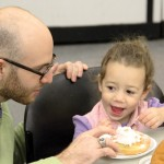"""Gratitude is a deep spiritual value,"" said Fort Tryon Jewish Center's Rabbi Guy Austrian. Photo: The Nagle Y"