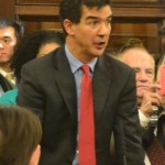 """""""We have one body that will be working together,"""" said Councilmember Ydanis Rodríguez."""