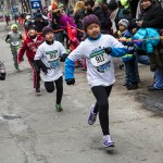 The Young Runners were established by the New York Road Runners as a free, community-based program for public school children.