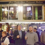 A fundraiser to benefit those affected by the East Harlem blast was held at Gran Piatto d'Oro.