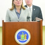 """""""There needs to be fairness and equity in city planning,"""" said City Council Speaker Melissa Mark-Viverito."""