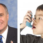 State Comptroller Thomas DiNapoli has released a study on the rising costs of asthma in New York.