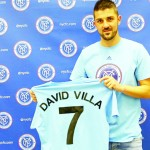 Villa will don his customary Number 7 jersey.