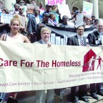 Care for the Homeless (CFH) is one of New York City's oldest and largest providers of healthcare services for homeless people.