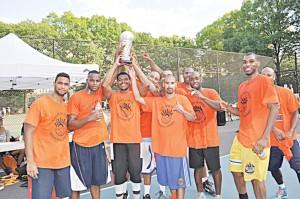Los Campeones del 2014.