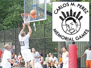 The Carlos M. Pérez Memorial Basketball Tournament has been held for the past nine years.
