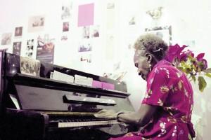 Se presentará la artista de jazz local Marjorie Eliot y su grupo.