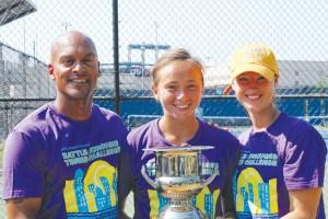 Harlem's Frederick Johnson Playground Team took home the trophy.
