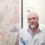 Famed Nuyorican poet Jesús Papoleto Meléndez took part.