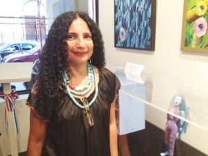 PRIDA on parade: Exhibit focuses on El Barrio talent Olga Ayala part of group exhibition in El Barrio.