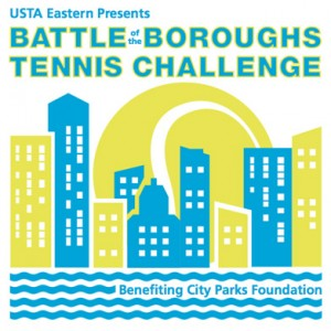 The Battle of the Boroughs Tennis Challenge is a city-wide adult recreational tournament.