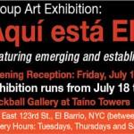 The exhibit runs until August.