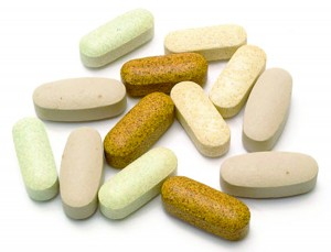 Try a multivitamin.