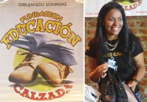 Xiomara Taveras es miembro fundador de Educación Calzada.