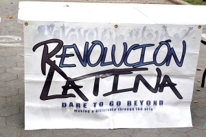 Revolución Latina aims to engage and empower Latinos through the arts.