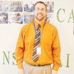 """""""Our mission is to work with kids,"""" said Principal Ryan McCabe."""