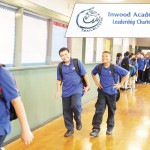 The Inwood Academy for Leadership (IAL) kicked off its new school year.